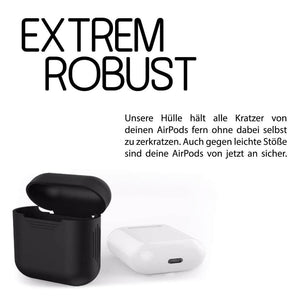 AirPods Hülle aus Silikon - große Farbwahl