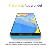 Laden Sie das Bild in den Galerie-Viewer, Samsung Galaxy A9 2018 Panzerglas - 2 Stk. plus innoFrame Positionierhilfe