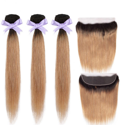 straight bundles with frontal cheap