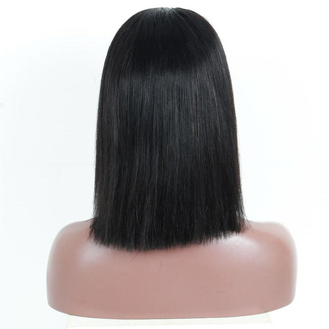 Image of 150% Density Brazilian Straight Hair 13x6 Lace Front Wig - soulladyhair