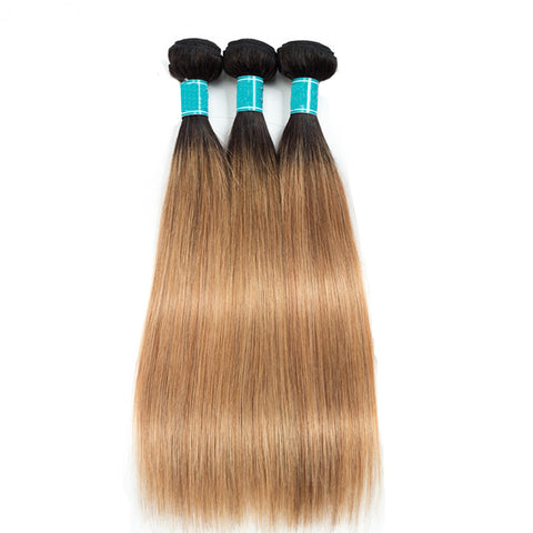 Image of 1b/27 peruvian hair bundles