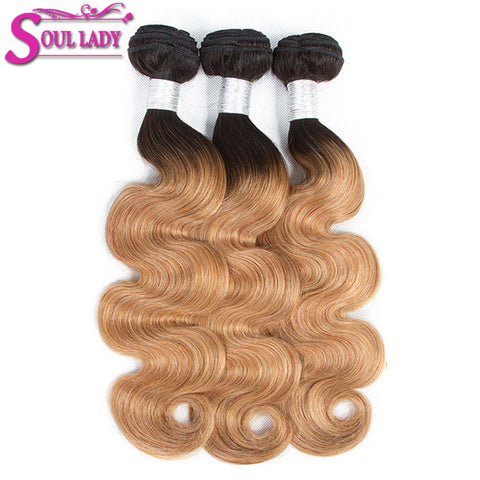 1B/27 hair body wave