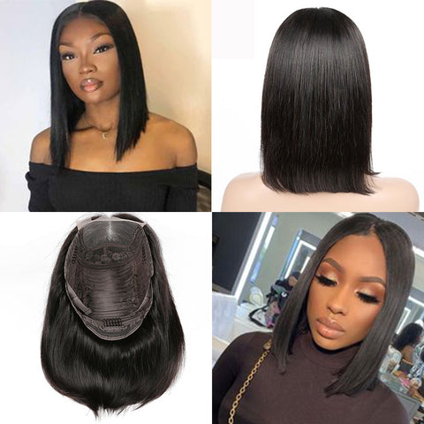 Soul Lady 180% Density Malaysian 13x4 Lace Frontal Wigs Straight Hair