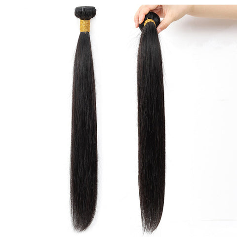 Image of Soullady hair Straight Brazilian Hair wave 3 Bundles