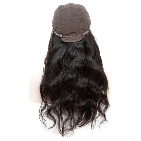 Image of 150% Density 13x4 Long Body Brazilian Remy Lace Front Wig - soulladyhair