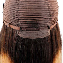 Load image into Gallery viewer, Ombre Brown 1B/27 Brazilian 13x4 Lace Front Wig Straight Hair
