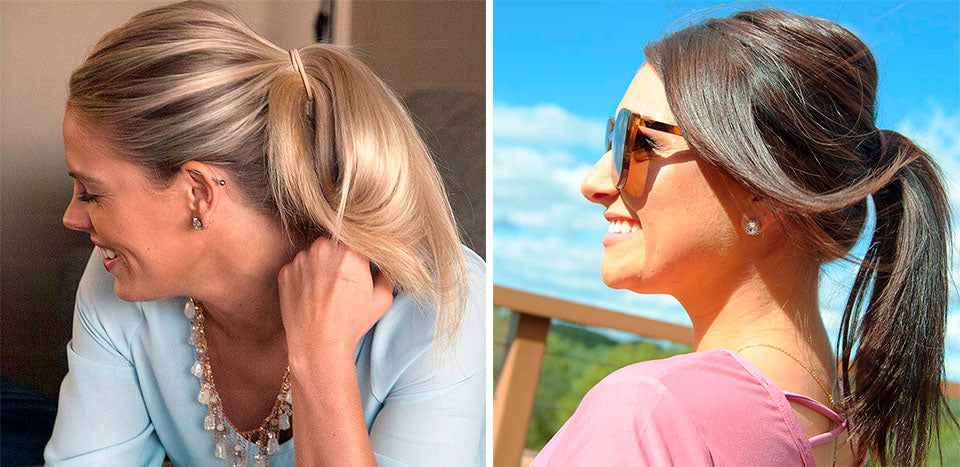 Ponytail Explosion Ponytail Holders For Thin Hair Thin Hair