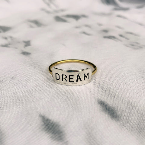 Dream On Ring