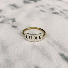 Load image into Gallery viewer, Be Love Ring