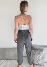 Load image into Gallery viewer, Organic Cotton + Hemp Meditate Jogger - Slate Grey