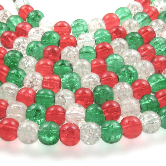 Christmas Bead Mix