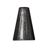 Black Tall Radiant Cone