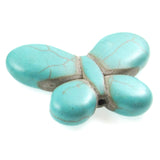 Blue Butterfly Bead
