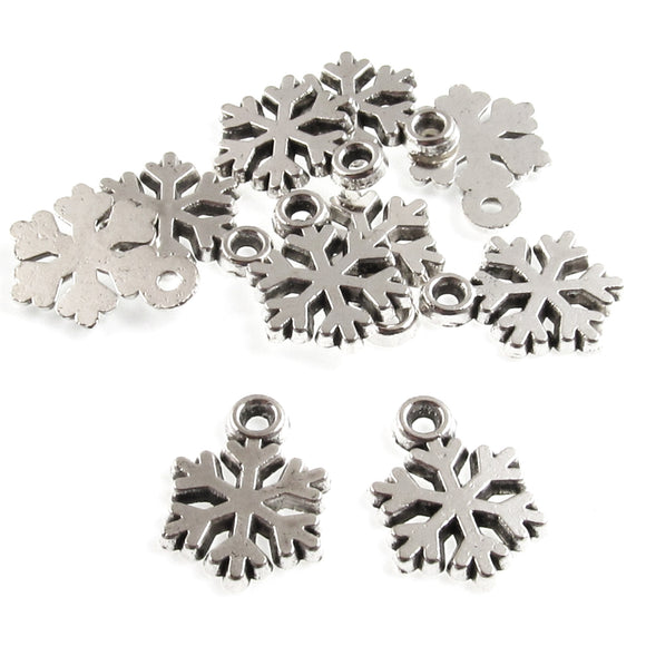 20 Fairy Charms Antique Silver Clearance