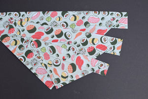 Dog Bandana - Sushi Bar Cotton Dog Scarf