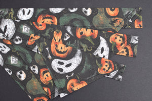 Dog Bandana - This Is Halloween Cotton Dog Scarf