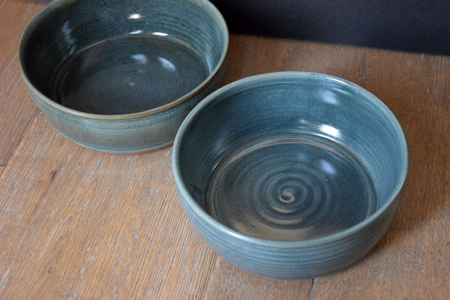 DDG Nourish Stoneware Collection: EKANITE, Large Bowl Set