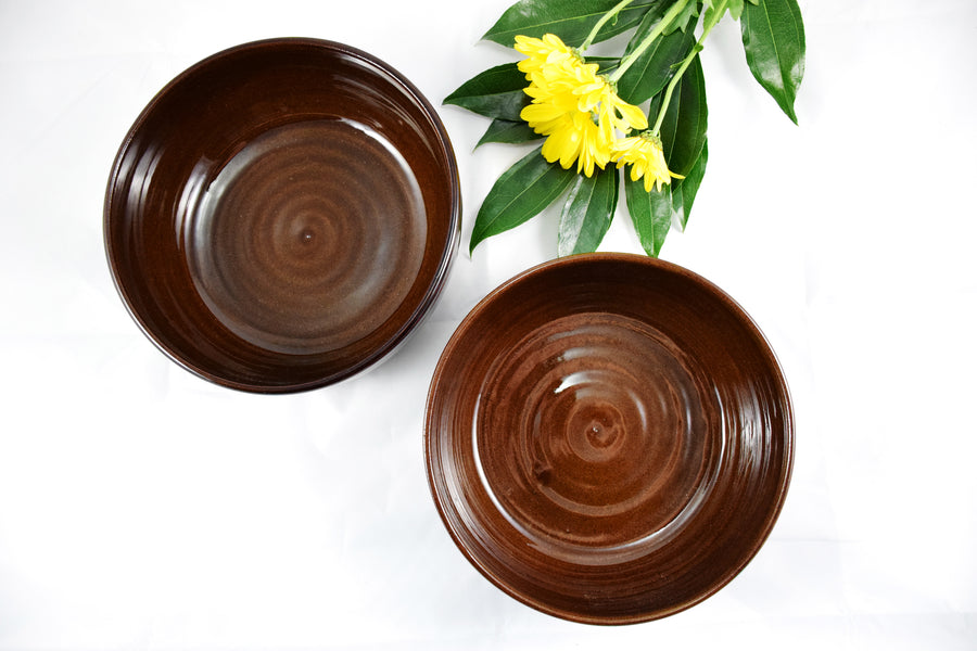 DDG Nourish Stoneware Collection: Ganache