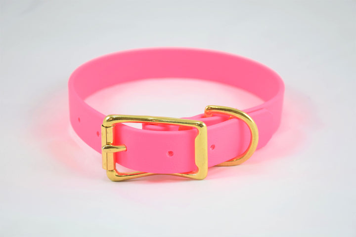 Design Your Own - The Elessar BT Collar, Biothane Dog Collar