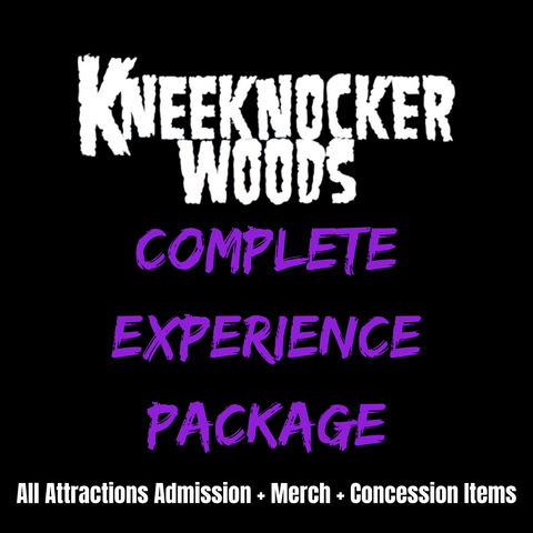 KneeKnocker Woods Complete Experience Package