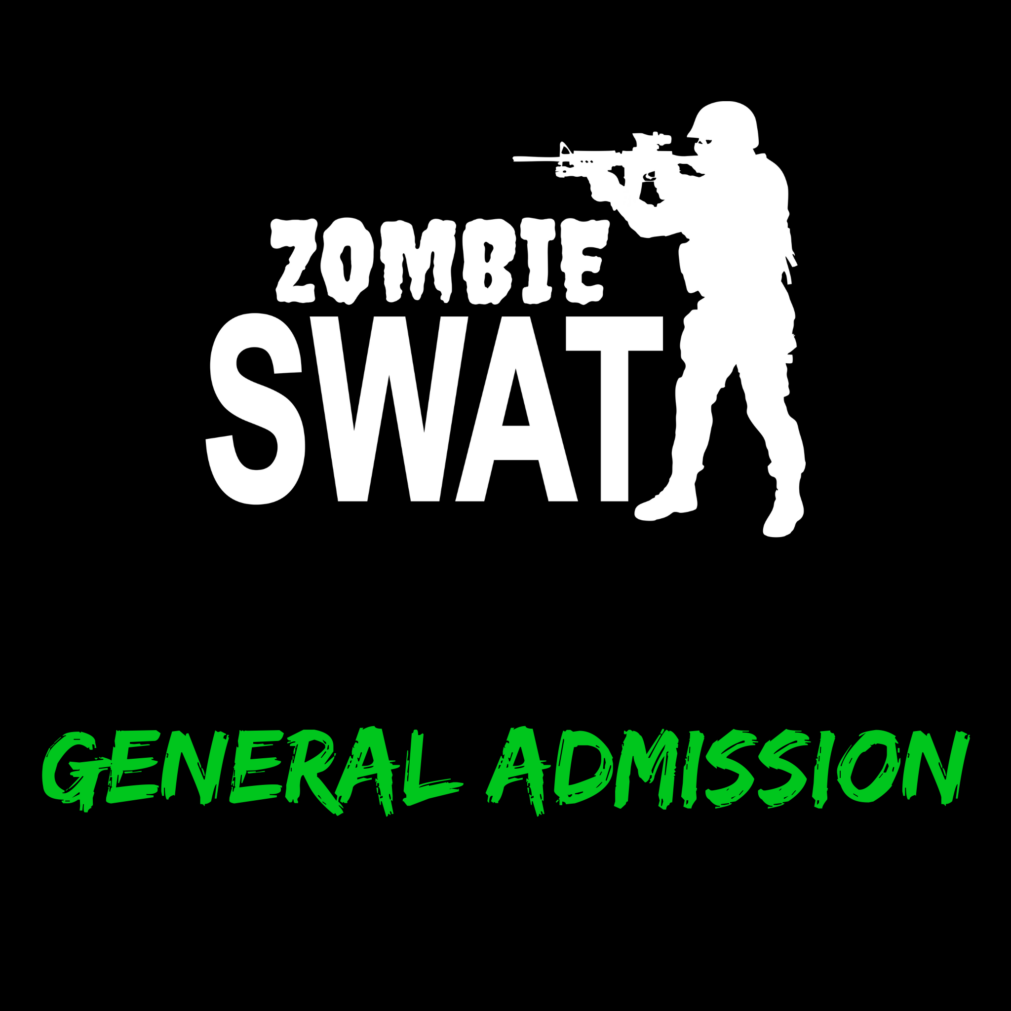 KneeKnocker Woods Zombie Swat General Admission