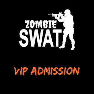 KneeKnocker Woods Zombie Swat VIP Admission