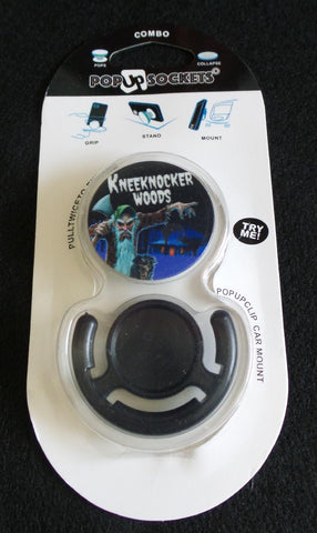 KneeKnocker Woods Branded PopSocket