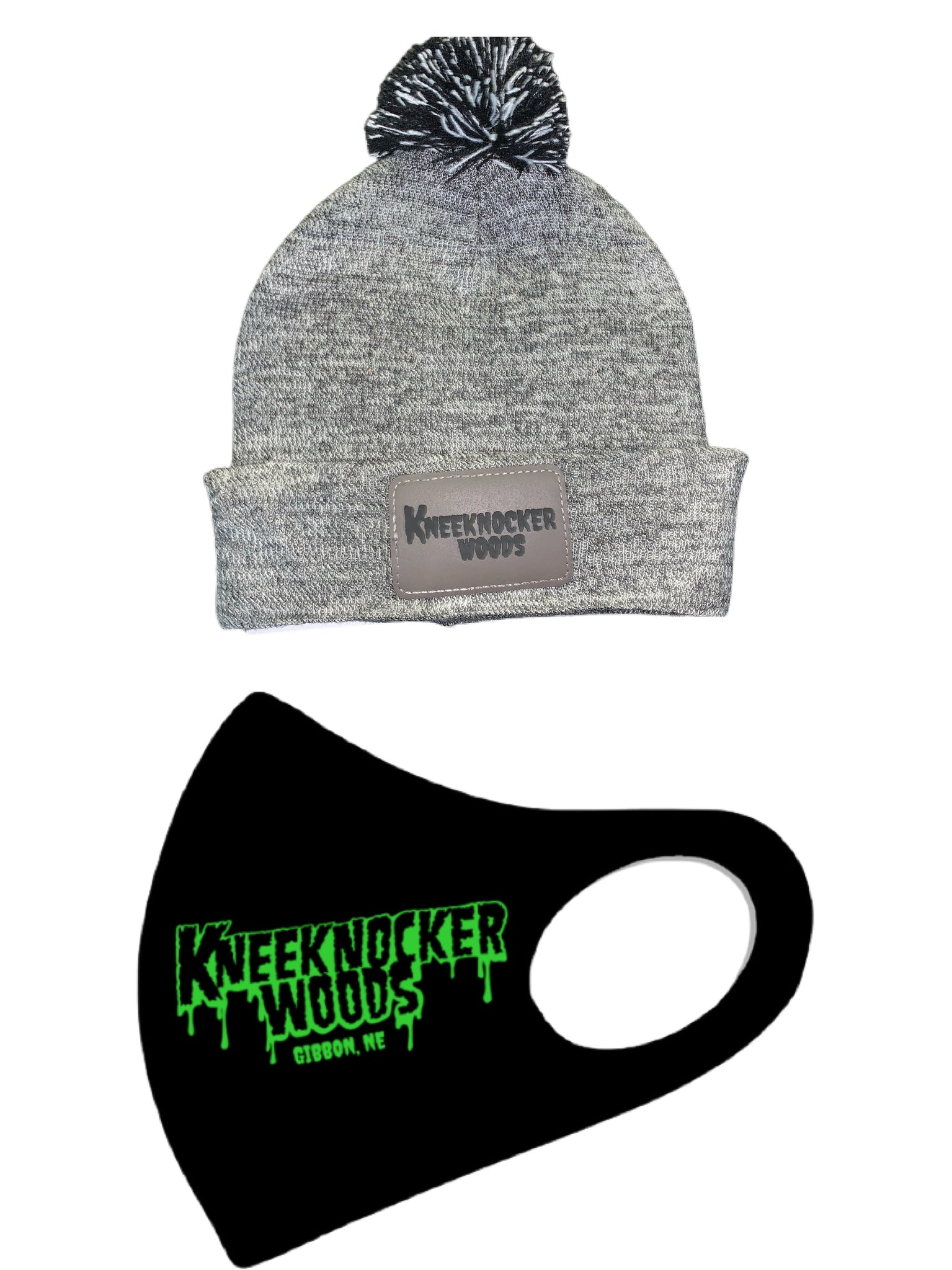 Beanie & Face Mask Bundle