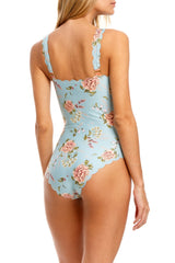 TINA BLOMMA REVERSIBLE ONE PIECE