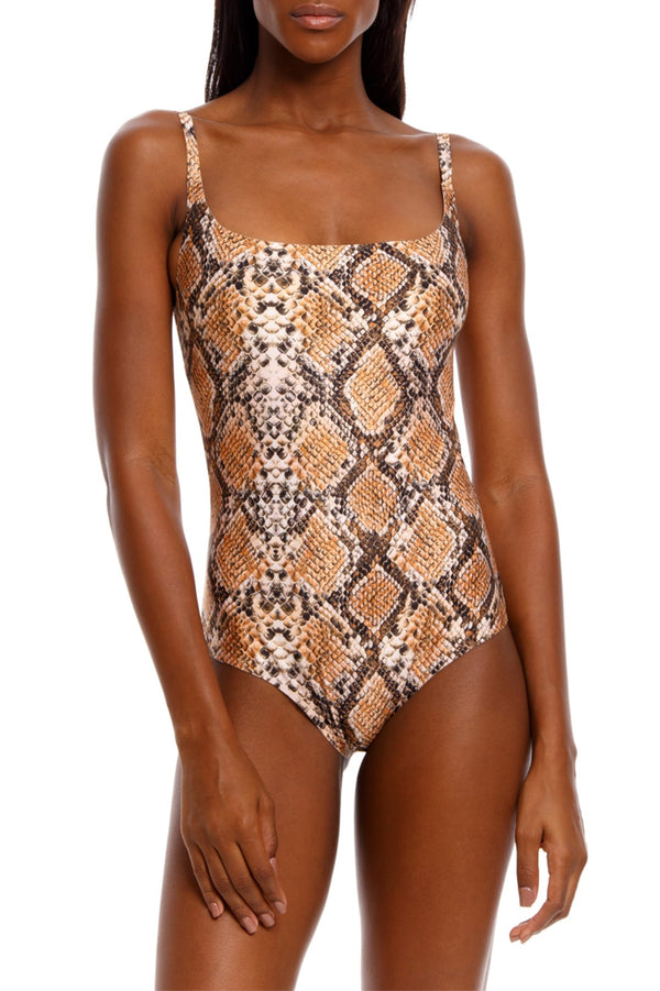 KORA BRONZO ONE PIECE