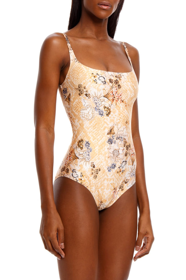 KORA BRONZO REVERSIBLE ONE PIECE