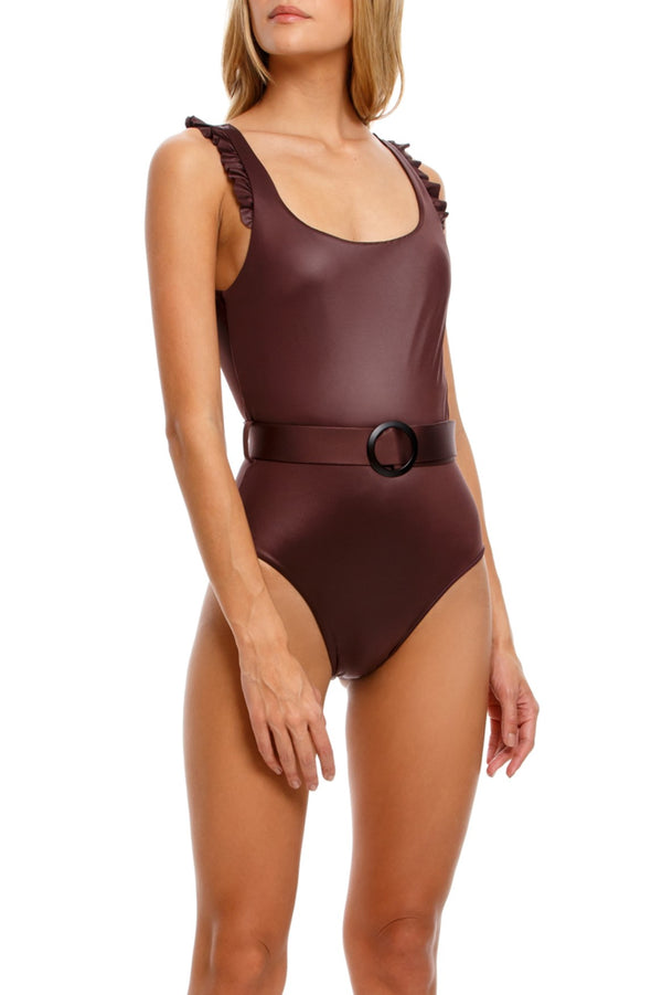 NICOLETTE BRONZO ONE PIECE