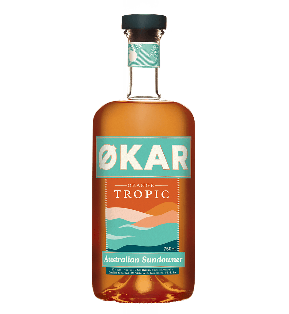 økar-tropic-750ml-australian-sundowner