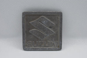 Custom Belt Buckles - Suzuki