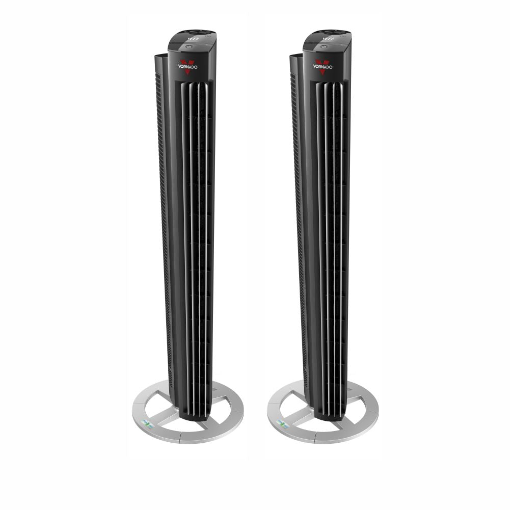 Bundle Tower - Vornado NGT42DC X 02pc Large Tower Circulator - UP: $1198.00