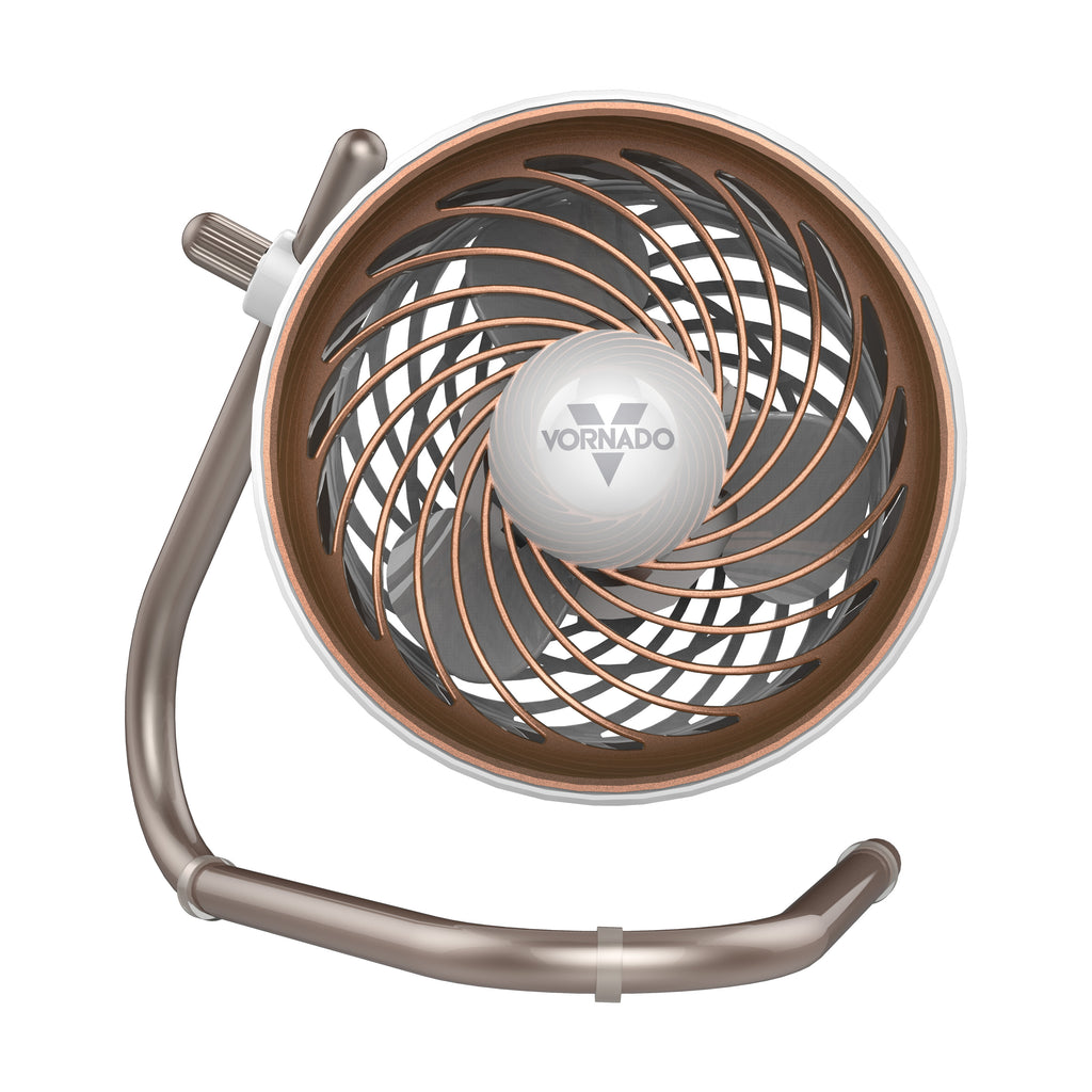 PIVOT Personal Air Circulator Small - COPPER - Vornado Singapore Pte Ltd