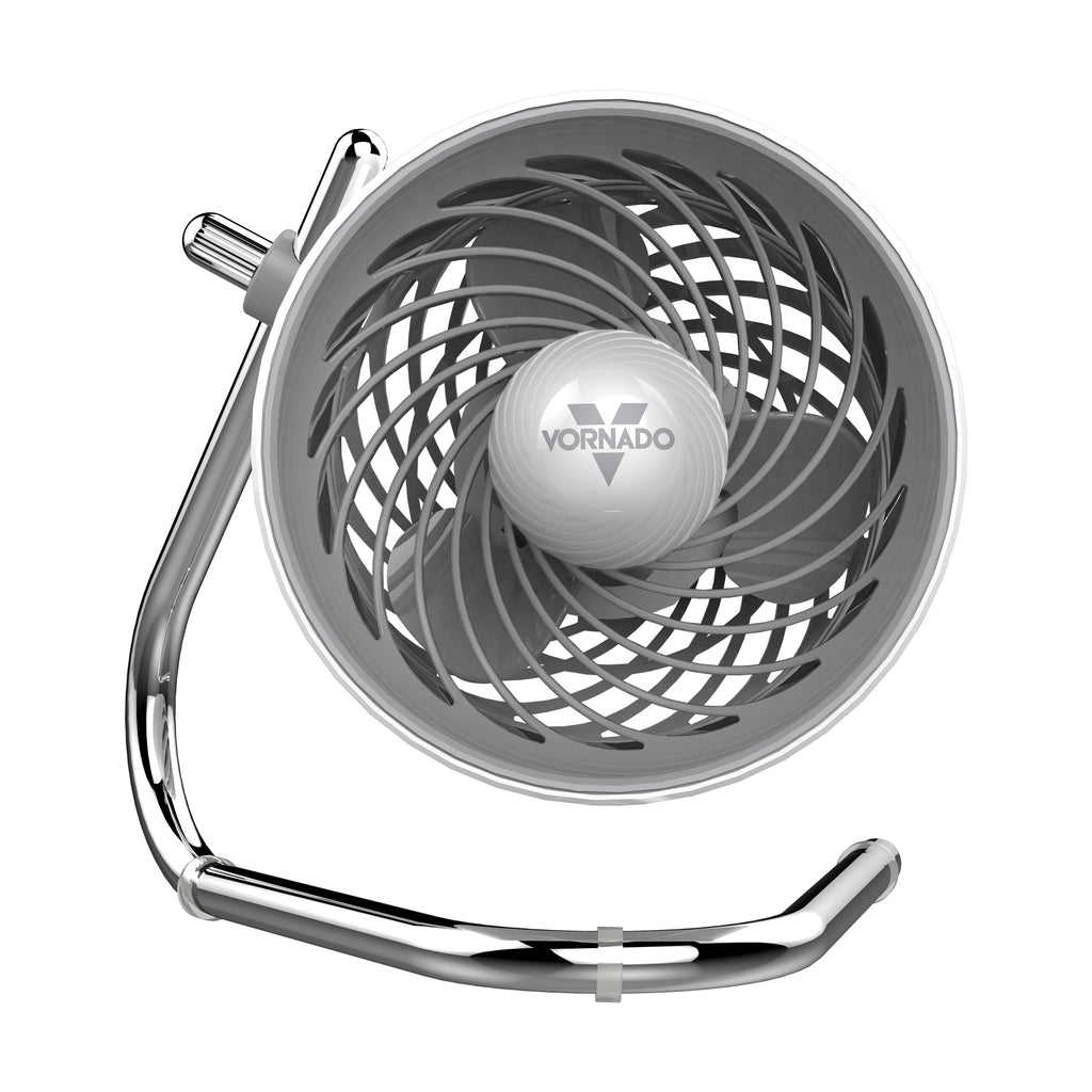 PIVOT Personal Air Circulator Small - WHITE