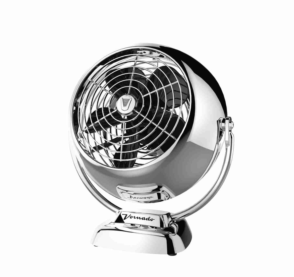 Vornado VFAN Vintage (Chrome) Mini - Vornado Singapore Pte Ltd