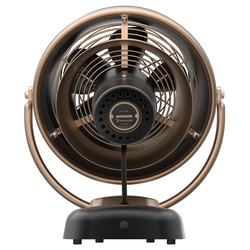 VORNADO VFAN ALCHEMY - GUNMETAL (BLACK) Medium - Vornado Singapore Pte Ltd