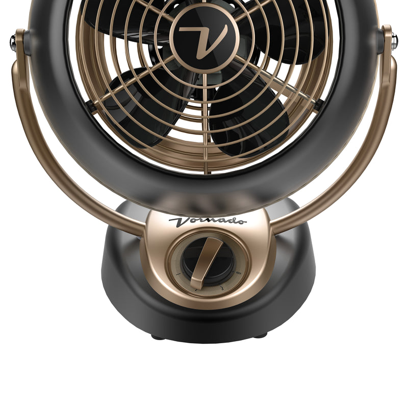 VORNADO VFAN PETITE ALCHEMY Small - GUNMETAL (BLACK) - Vornado Singapore Pte Ltd