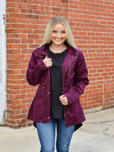 Mulberry Jacket