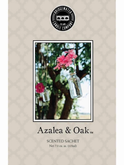 Azalea and Oak Sachet