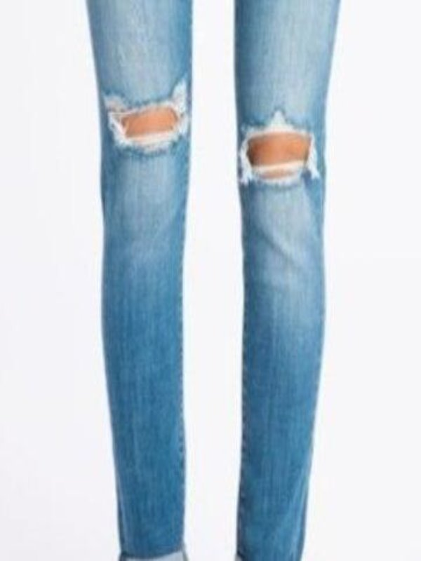 Cowboy Boots Are Ready Skinny Jeans 15317