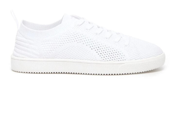 Jammin White Tennis Shoe 16177