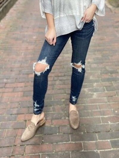 I have The Blues Distressed Jeans 15752