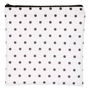 Reusable sandwich bag - polka dot
