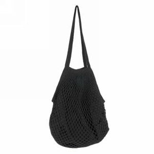 Black net Bag with lining