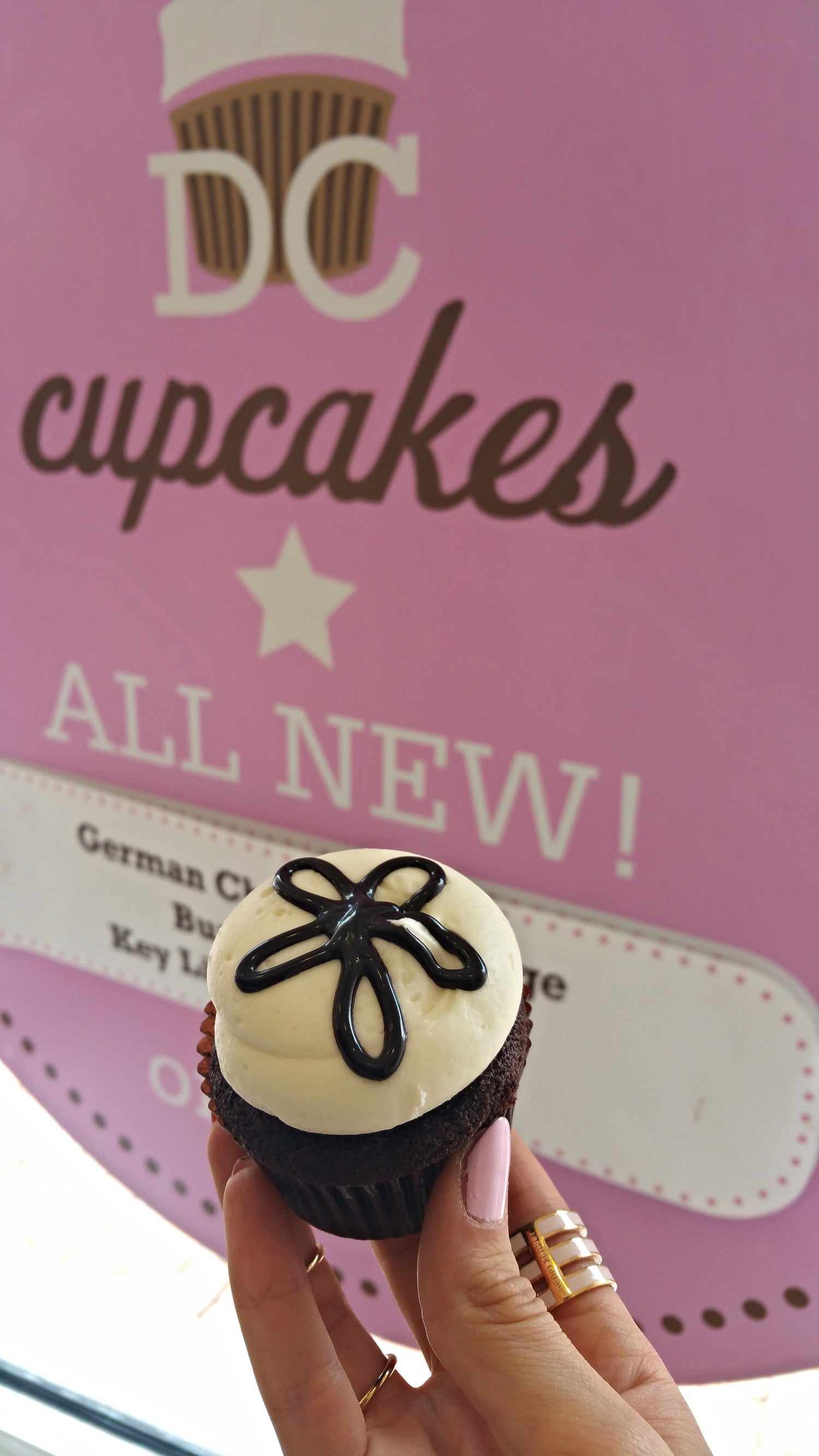 Georgetown Cupcakes = the BEST cupcakes