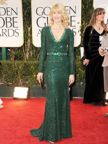 Golden Globes 2012 PFH Red Carpet