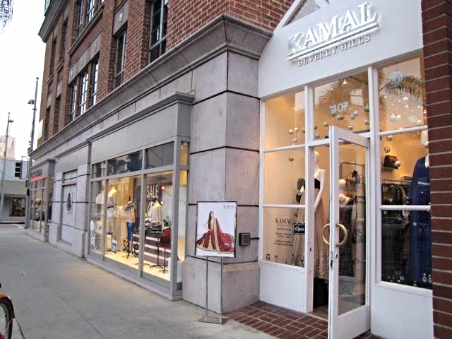 KAMAL BEVERLY HILLS: A BOUTIQUE YOU NEED TO KNOW ABOUT